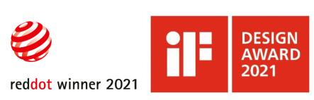 Poly博诣斩获2021年度红点奖和iF设计奖