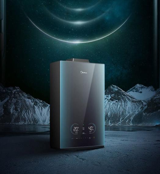 搭载鸿蒙OS2.0系统,美的联合京东家电带来智能热水器新品