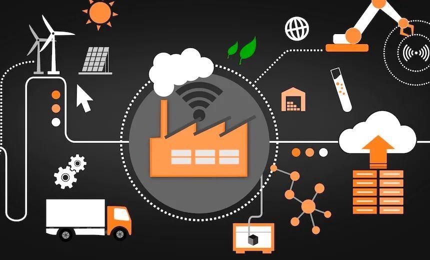 基于云的网络物理操作系统和人工智能,使分布式制造成为可能