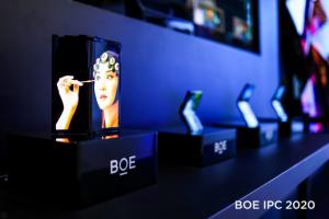 BOE(京东方)柔性显示国际标准获IEC正式立项