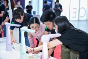 大力智能参加2021世界人工智能大会,以AI技术助力培养自主学习者