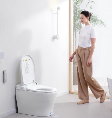 智米智能马桶盖一体机,一步到位,如厕处处到位