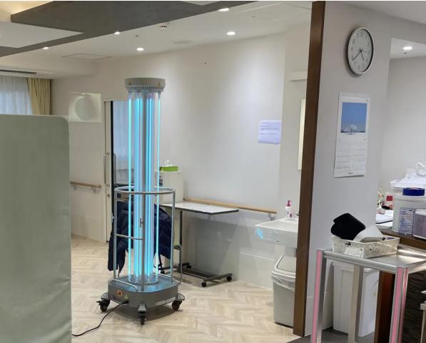 东京奥运会在即,优必选防疫消毒机器人ADIBOT净巡士助力全球防疫