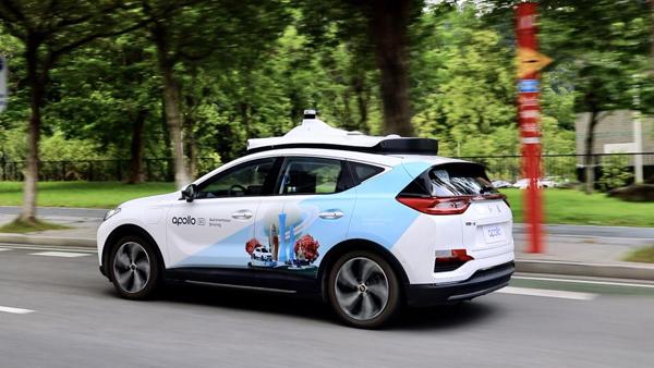 Apollo Robotaxi落地广州 百度自动驾驶试运营城市数量全国第一