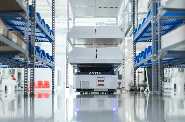 工业机器人巨头ABB收购ASTI,加大自主移动机器人布局
