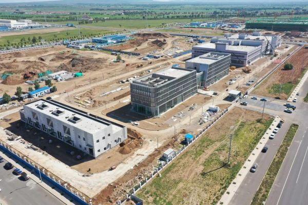 UCloud优刻得乌兰察布云基地二期全面开工建设