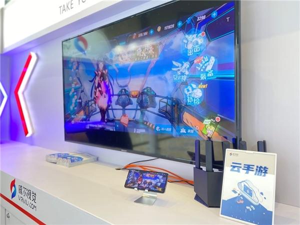 首推X86架构高品质云手游方案,威尔亮相5G云游戏产博会