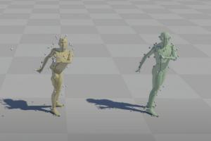 AI赋能游戏工业化,网易互娱AI Lab动捕去噪新方法入选SIGGRAPH 2021