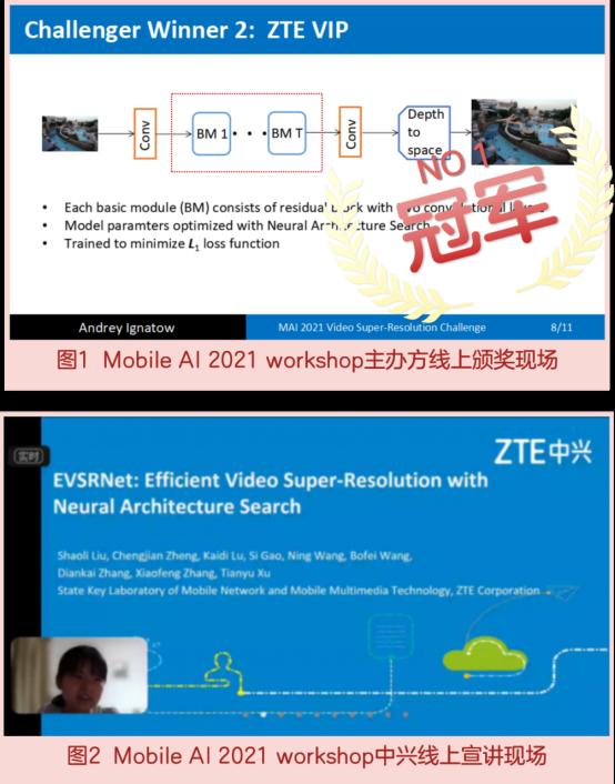 中兴通讯斩获全球计算机视觉顶级会议CVPR 2021多项荣誉