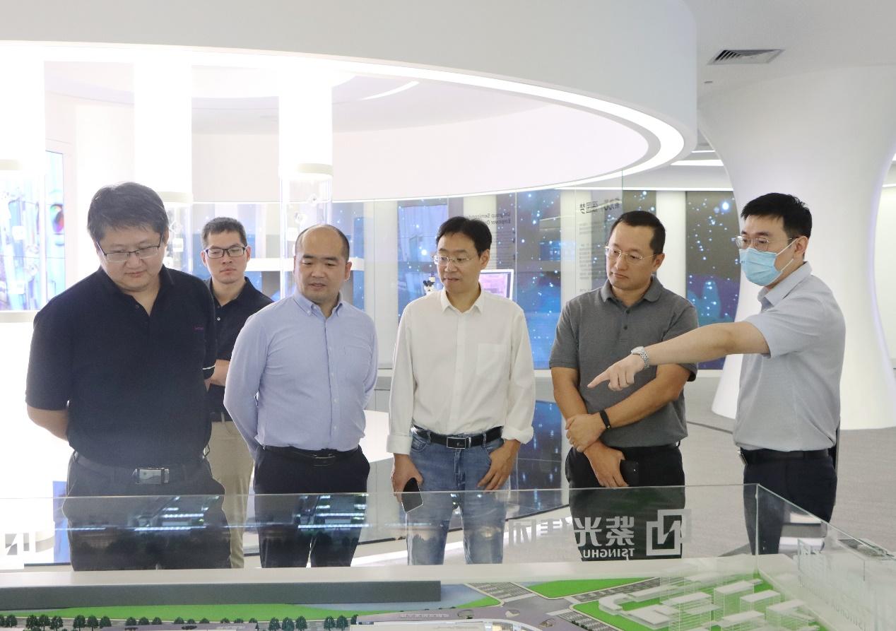 """紫光云与中设数字、摩尔线程签署战略合作框架协议,共建""""芯片-云-应用""""商业闭环"""