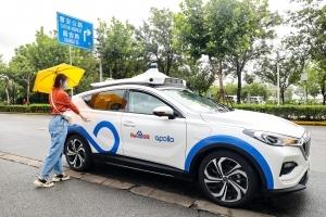 """百度Apollo开通上海自动驾驶示范路线 """"萝卜快跑""""满足多样化出行场景需求"""