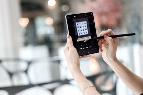 三星Galaxy Z Fold3 Flip3 5G北京品鉴会 体验更强大的折叠屏旗舰