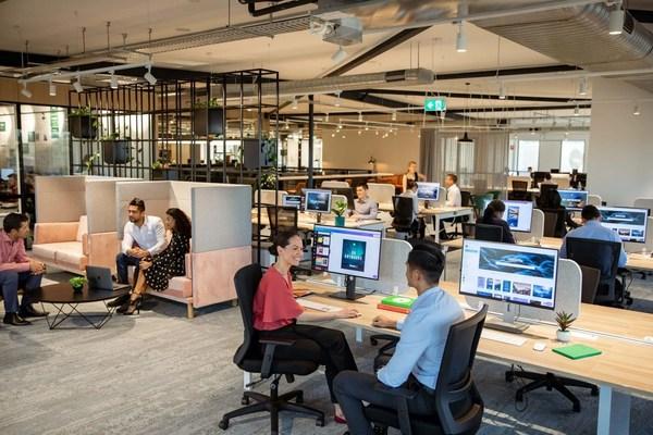 视觉传播平台Canva可画完成2亿美元融资,公司估值达400亿美元