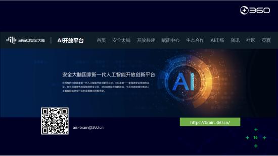 国家级AI开放平台建设加速 360、华为、商汤等共议AI安全发展