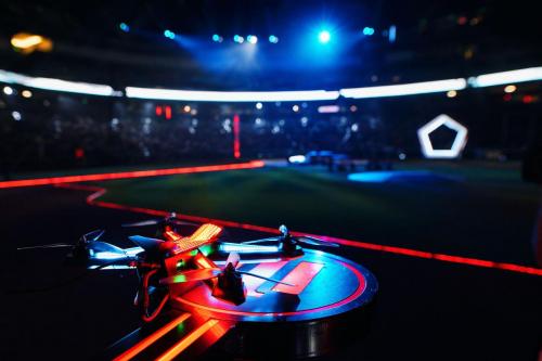全国首个FPV无人机产业园将落地济南