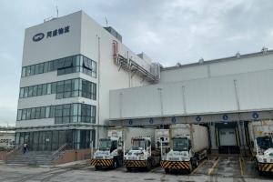上海移动助力同盛物流打造5G+智慧冷库