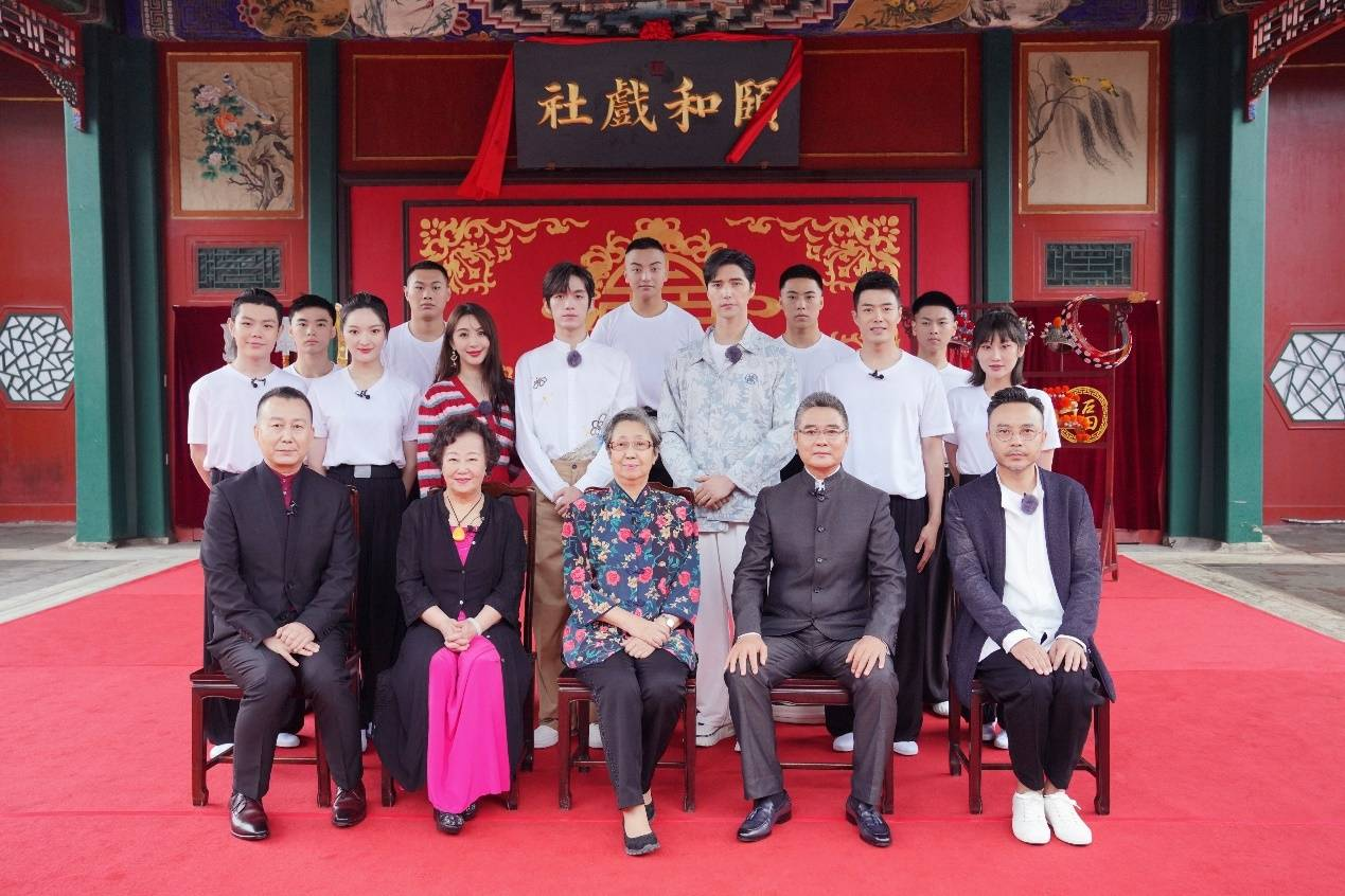 中国移动咪咕联合出品《最美中国戏》,汪涵、张颜齐共传经典